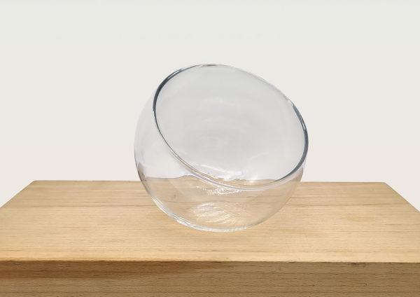 bol vidrio apertura lateral medio
