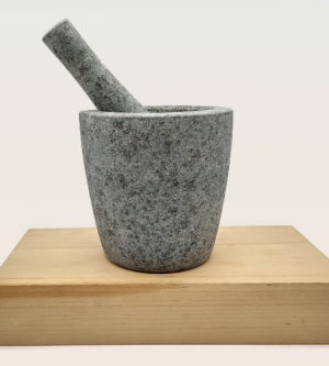 mortero de granito lacor