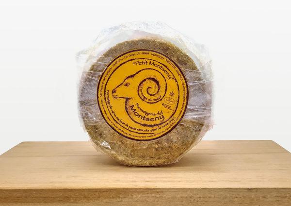 queso de cabra petit montseny