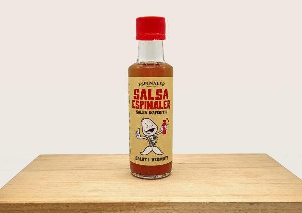 salsa aperitivos espinaler