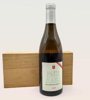 vino blanco pansa blanca alella