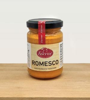 Salsa romesco, Ferrer